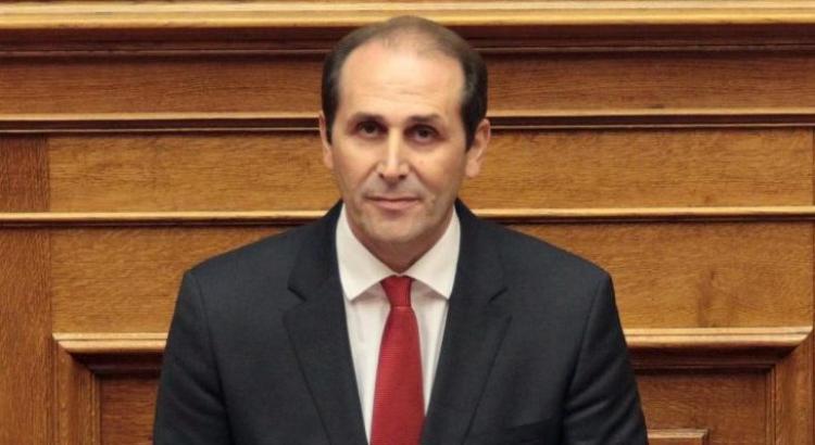 Συγχαρητήρια επιστολή του Π.Γκυρίνη στον νέο Υφυπουργό Οικονομικών, Απόστολο Βεσυρόπουλο