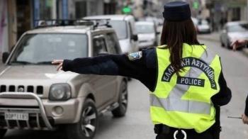 Κυκλοφοριακές ρυθμίσεις σήμερα στη Βέροια λόγω εργασιών