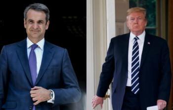 Τι συζήτησαν Μητσοτάκης-Τραμπ, συναντήσεις άμεσα με Μέρκελ και Αναστασιάδη