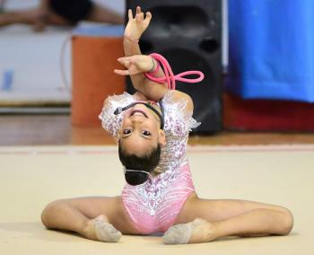 Ρυθμική γυμναστική-Α.Ο.Ρ.Γ. Βέροιας : Τρίτη καλύτερη π/κ 1ης χρονιάς η Μαρία Μήτσιου στην κεντρική και βόρεια Ελλάδα