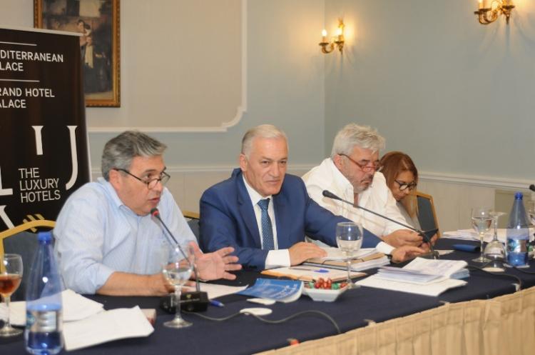ΠΕΔ-ΚΜ : Ενημερωτική συνάντηση νεοεκλεγέντων αιρετών της Κ.Μακεδονίας για τον τρόπο διακυβέρνησης των Δήμων από την 1η Σεπτεμβρίου 2019