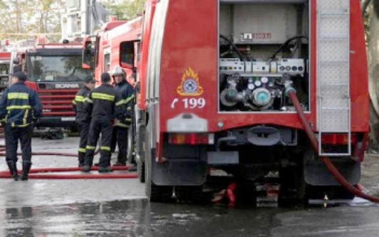 Πάνω από 100 κλήσεις στις Πυροσβεστικές Υπηρεσίες Ημαθίας για παροχή βοηθείας
