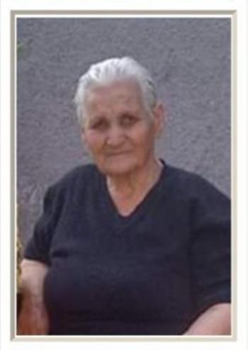 Σε ηλικία 93 ετών έφυγε από τη ζωή η ΒΑΣΙΛΙΚΗ ΠΑΣΧΑΛΙΔΟΥ