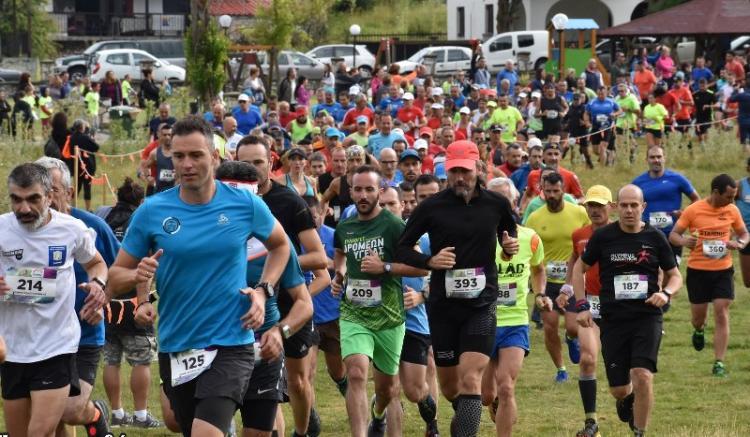 Αποτελέσματα Σ.Δ. Βέροιας από τον 9o αγώνα ορεινού τρεξίματος Ξηρολιβάδου 14χλμ