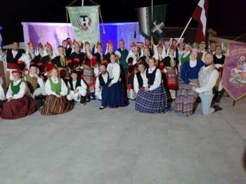 Συμμετοχή του Πολιτιστικού Συλλόγου Αγίου Γεωργίου Βέροιας σε Φεστιβάλ του εξωτερικού