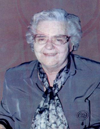 Σε ηλικία 89 ετών έφυγε από τη ζωή η ΣΟΦΙΑ Π. ΚΑΤΣΙΟΥ