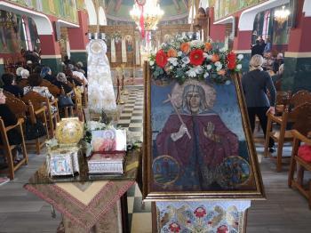 Στη χάρη της Αγίας Μαρίνας!