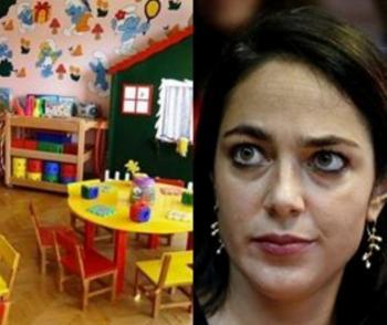 Δόμνα Μιχαηλίδου : «Voucher σε όλες τις αιτήσεις της ΕΕΤΑΑ, κανένα παιδί εκτός παιδικού σταθμού»