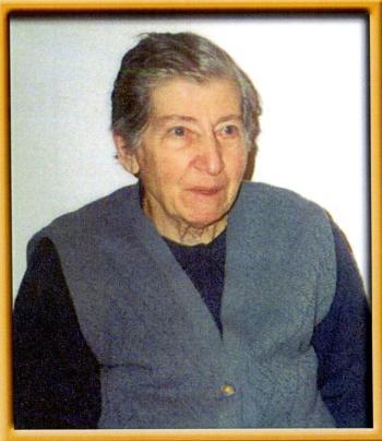 Σε ηλικία 86 ετών έφυγε από τη ζωή η ΕΥΡΙΔΙΚΗ ΚΩΝ. ΧΑΤΖΗΓΕΩΡΓΙΟΥ