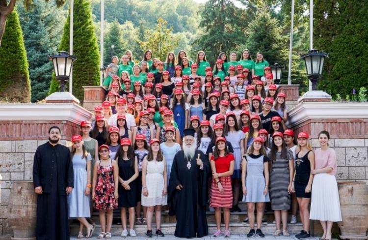 Γ΄ Περίοδος φιλοξενίας κοριτσιών του Γυμνασίου-Λυκείου στις εγκαταστάσεις της Ι.Μ. Παναγίας Δοβρά στη Βέροια