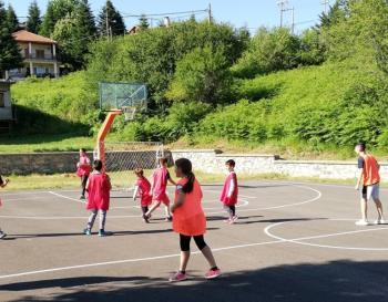 Πολιτιστικός - Τουριστικός Όμιλος Σελίου : Γνωριμία με τα αθλήματα