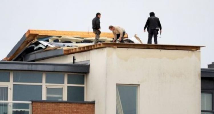 Δ.Αλεξάνδρειας : Κάλεσμα προς τους δημότες για έλεγχο των κτιρίων για τυχόν επικίνδυνα στοιχεία από τα πρόσφατα έντονα καιρικά φαινόμενα