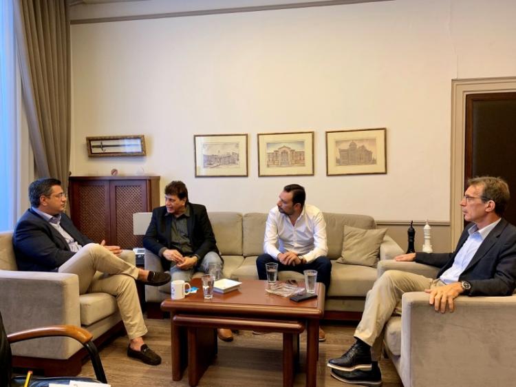 Α. Τζιτζικώστας : «Τον Απρίλιο η πρώτη ταινία του Bollywood στην Κεντρική Μακεδονία»