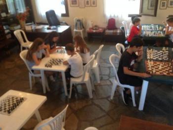 Π.Ο.Ξ. : 3o Τουρνουά Σκάκι στο Ξερολίβαδο