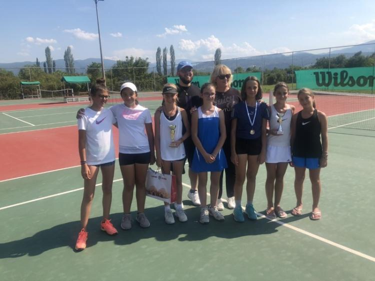 Mε επιτυχία το Πανελλαδικό Πρωτάθλημα τέννις Ε2 από τον Όμιλο Αντισφαίρισης Βέροιας