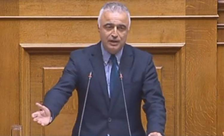 Η τοποθέτηση του Λάζαρου Τσαβδαρίδη στην ολομέλεια της Βουλής επί των Προγραμματικών Δηλώσεων της Κυβέρνησης της ΝΔ
