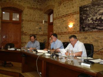 Κ. Βοργιαζίδης στο Δ.Σ. Βέροιας : «Πρόκληση για τη νέα κυβέρνηση η έγκαιρη και δίκαιη αποζημίωση των πληγέντων»