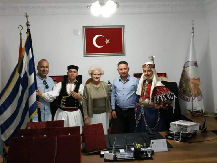 Λύκειο των Ελληνίδων Βέροιας : Στο δρόμο προς την Καππαδοκία