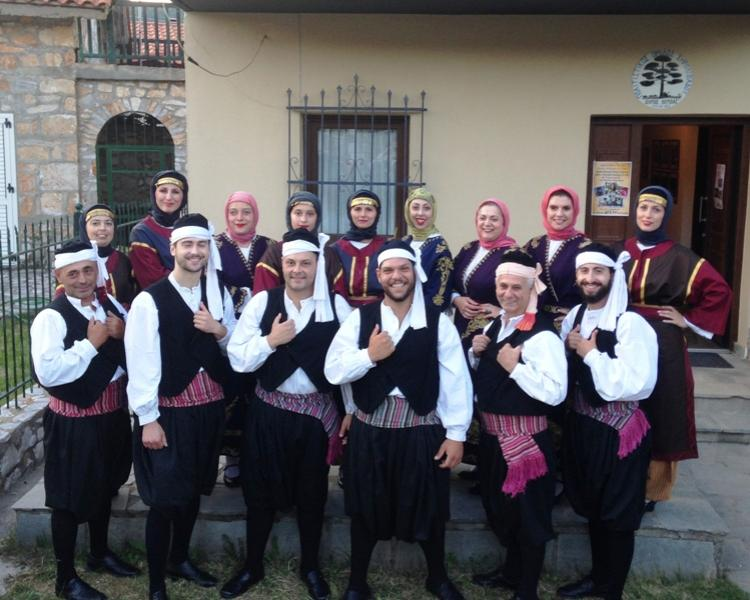 Εορτασμός του Αγίου Προφήτη Ηλία και 15η Συνάντηση Χορευτικών Συγκροτημάτων στο Ξηρολίβαδο