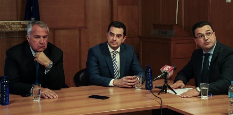 Παρουσίαση νέων Γενικών Γραμματέων από τον ΥπΑΑΤ Μάκη Βορίδη και βασικά σημεία της τοποθέτησής του