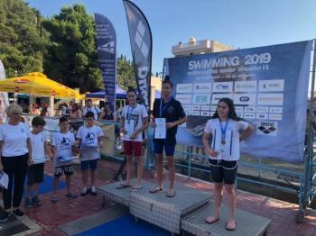 Πανελλήνιο πρωτάθλημα κολύμβησης όλων των κατηγοριών : Πρωταγωνιστές οι αθλητές του ΝΗΡΕΑ Βέροιας στην κολύμβηση