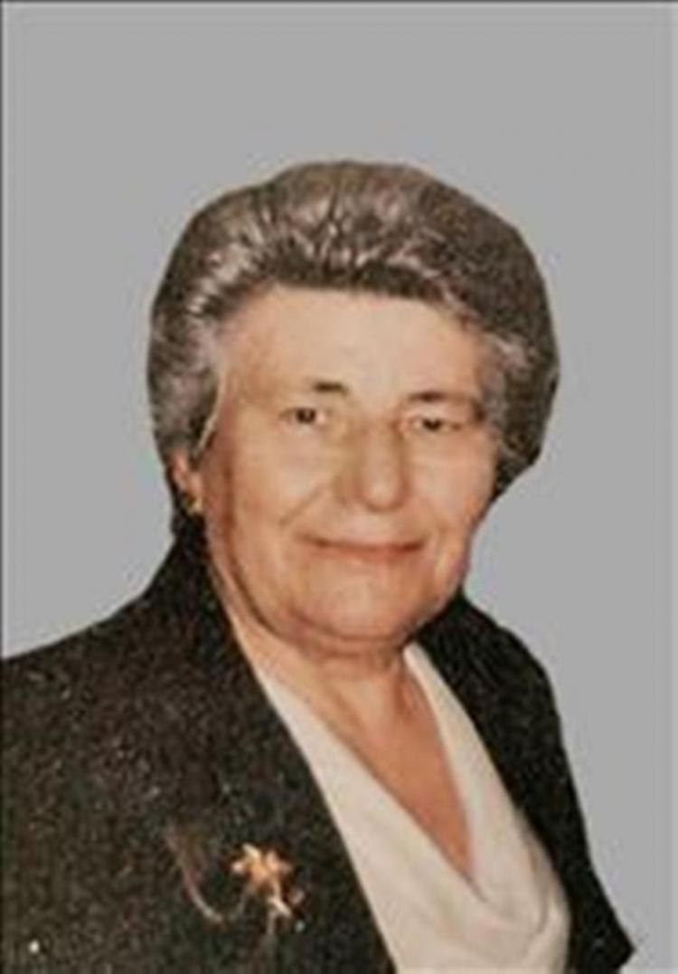 Σε ηλικία 83 ετών έφυγε από τη ζωή η ΕΛΙΣΑΒΕΤ Γ. ΣΙΑΡΕΝΟΥ