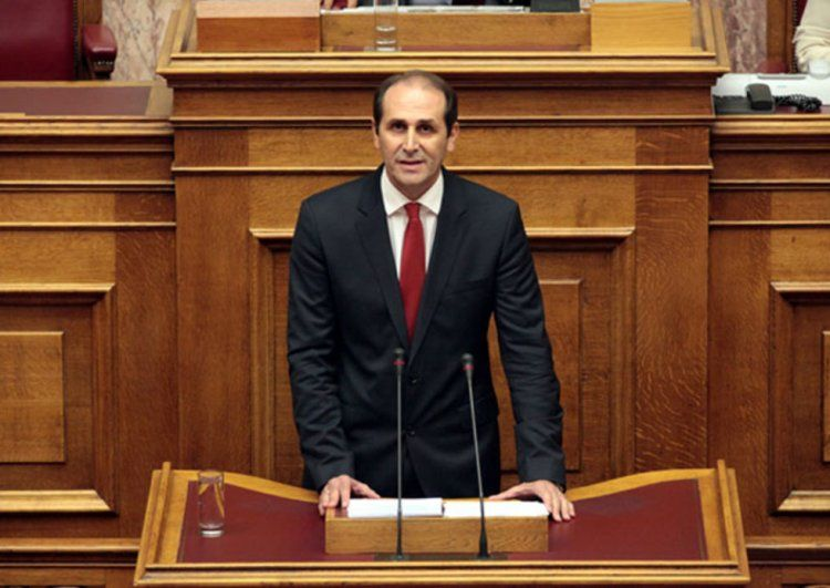 Παρέμβαση Απόστολου Βεσυρόπουλου στη Βουλή για τις ελληνικές επιχειρήσεις εκτροφής βοοειδών