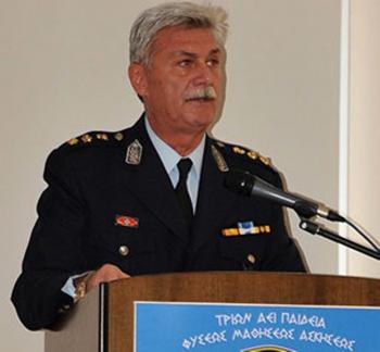 Νέος Αστυνομικός Διευθυντής Ημαθίας ο Διονύσης Κούγκας