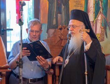 Εορτάστηκε η μνήμη της Αγίας Άννης στο Νησελούδι