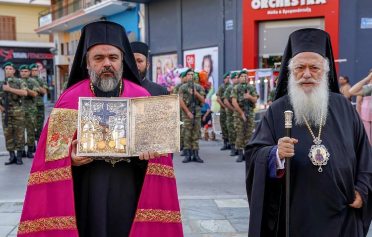 Τον πολιούχο της Άγιο Αντώνιο το Νέο τιμά η Βέροια!
