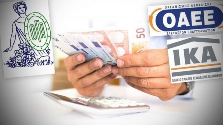 Γ. Βρούτσης : «Από σήμερα η ρύθμιση οφειλών στα ασφαλιστικά Ταμεία με μειωμένο επιτόκιο»