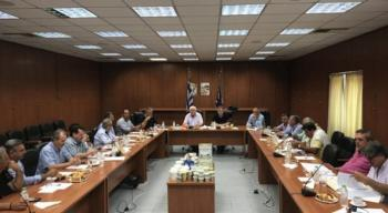 Το σχέδιο νόμου για τους συνεταιρισμούς στο επίκεντρο του έκτακτου Δ.Σ. του ΣΑΣΟΕΕ, παρών ο Χρ. Γιαννακάκης