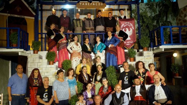 Στο 24ο Φεστιβάλ Λαϊκού Χορού στο Σούλι Πατρών συμμετείχε η Εύξεινος Λέσχη Ποντίων Νάουσας