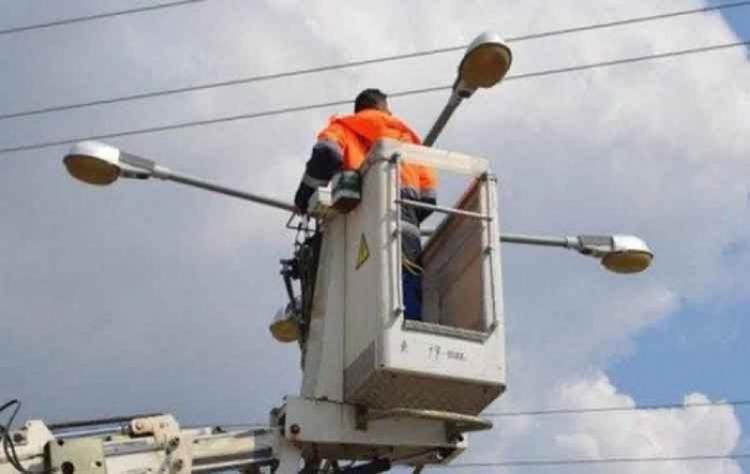 Κυκλοφοριακές ρυθμίσεις για την εκτέλεση εργασιών ηλεκτροφωτισμού