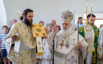 Εορτάστηκε ο Άγιος Νικάνωρ στην Αγκαθιά