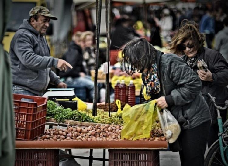 Την Τετάρτη 14 Αυγούστου η Λαϊκή Αγορά της Μελίκης την επόμενη εβδομάδα