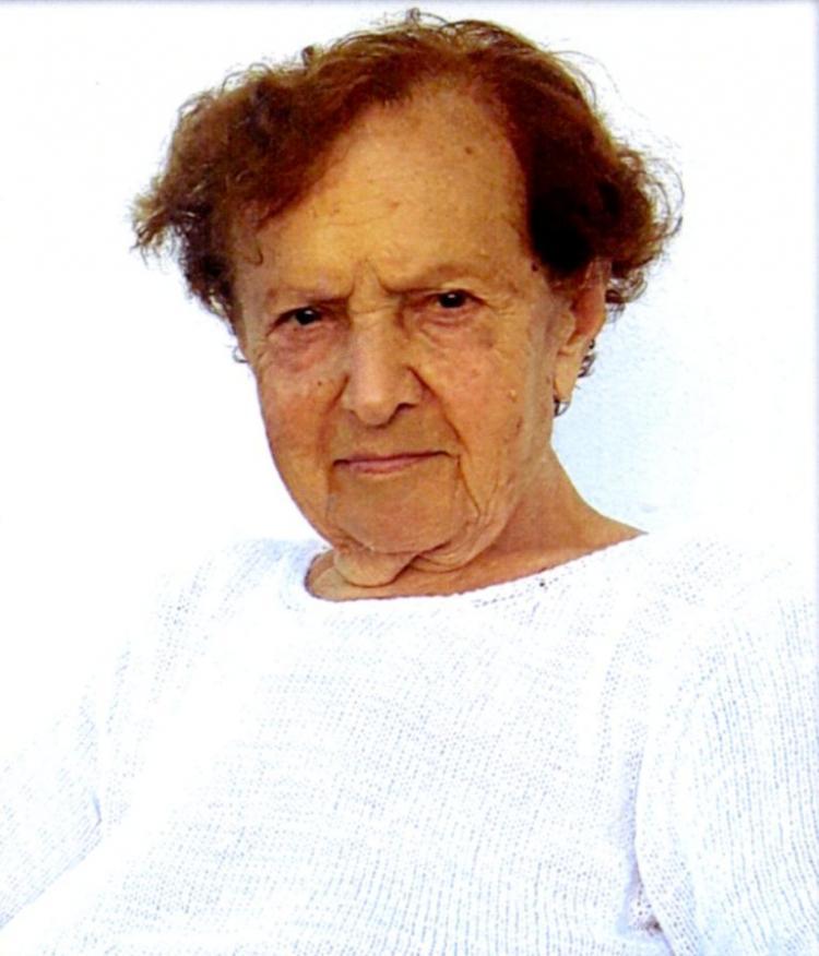 Σε ηλικία 90 ετών έφυγε από τη ζωή η ΚΑΤΙΝΑ ΑΝΤ. ΣΕΡΕΜΕΤΑ