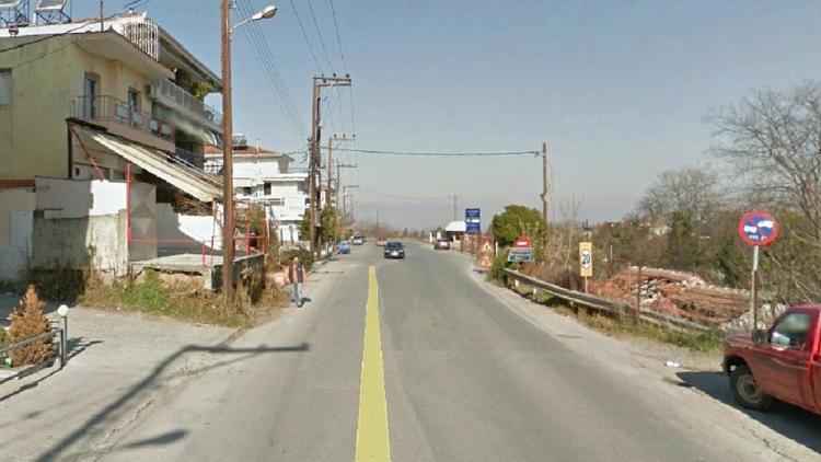 Προσωρινές κυκλοφοριακές ρυθμίσεις στην οδό Ακροπόλεως κατά τη διάρκεια εκτέλεσης του έργου κατασκευής της γέφυρας Αδελφών Κούσιου