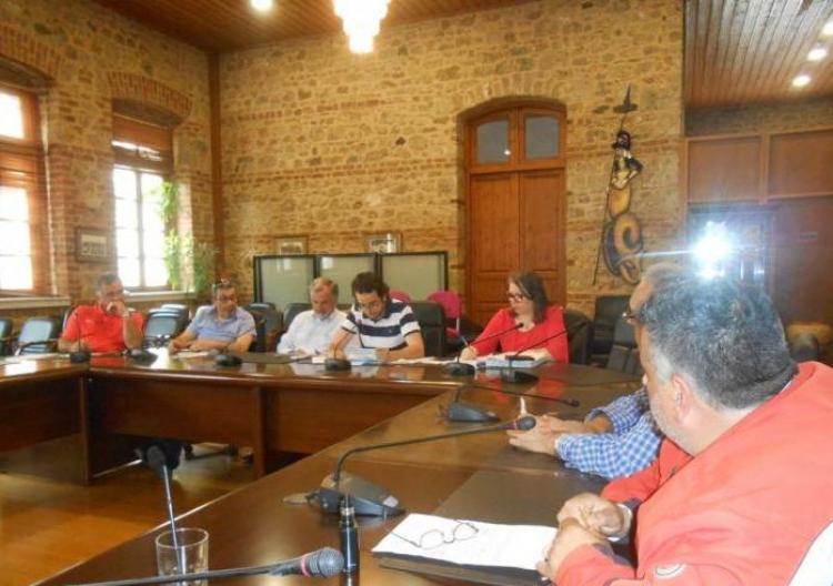 Με ένα μόνο θέμα ημερήσιας διάταξης συνεδριάζει την Τρίτη 20 Αυγούστου η Επιτροπή Ποιότητας Ζωής Δήμου Βέροιας