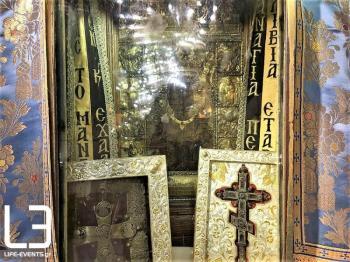 Στο επίκεντρο του εορτασμού της Κοιμήσεως της Θεοτόκου το Δεκαπενταύγουστο η Παναγία Σουμελά στο Βέρμιο