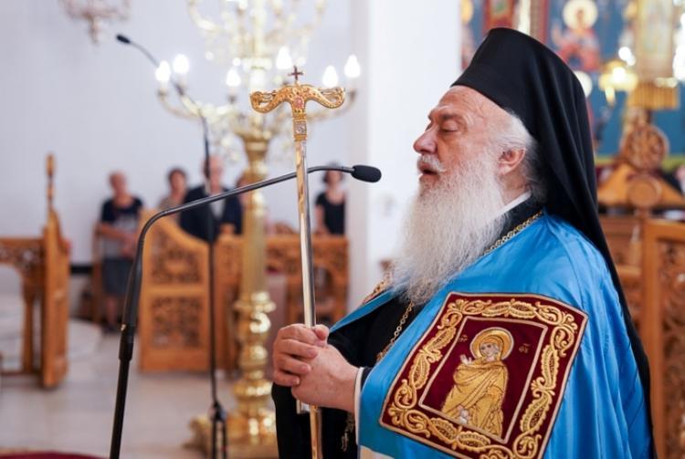 Παράκληση της Θεοτόκου στο Ιερό Προσκύνημα της Παναγίας Σουμελά