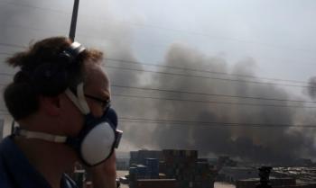 Οδηγίες από το ΚΕΕΛΠΝΟ για την αποφυγή εισπνοής καπνού σε περίπτωση πυρκαγιάς
