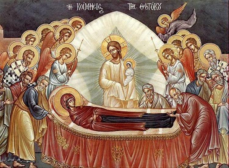 Μήνυμα του Αντιδημάρχου Αλεξάνδρειας, Στέφανου Δριστά, για τη γιορτή της Παναγίας