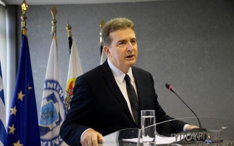 Μ. Χρυσοχοϊδης : Οι αστυνομικοί δεν είναι για να κάνουν τις «γλάστρες»