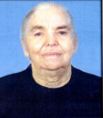 Σε ηλικία 91 ετών έφυγε από τη ζωή η ΜΑΡΙΑ ΑΝΤ. ΧΟΛΕΒΑ