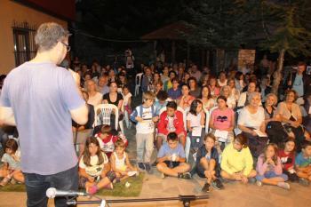 Μάγεψε η θεατρική ομάδα νέων του Πολιτιστικού Ομίλου Ξηρολιβάδου