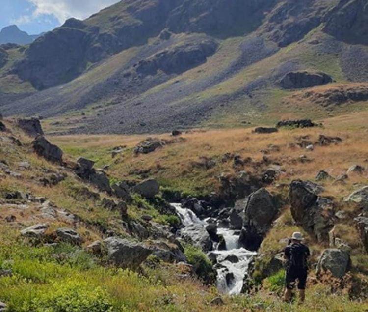 Ανάβαση στην ψηλότερη κορφή των Ποντιακών Άλπεων, στα 3937 μ.