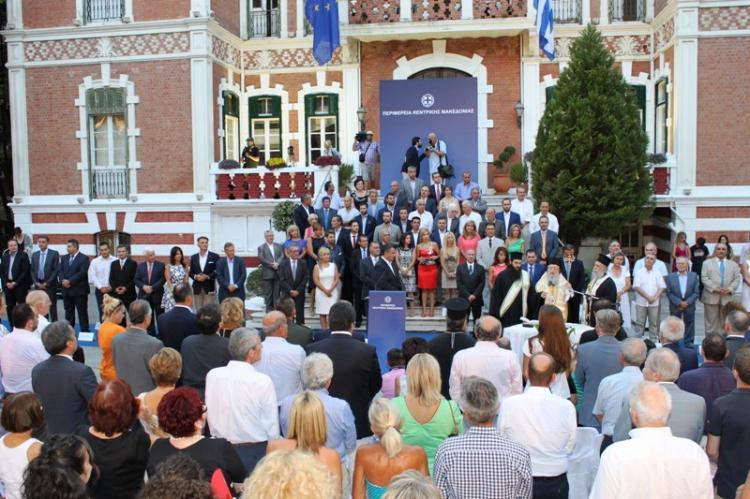 Τελευταία συνεδρίαση την Πέμπτη για το απερχόμενο περιφερειακό συμβούλιο, στις 31 Αυγούστου η ορκωμοσία του νέου