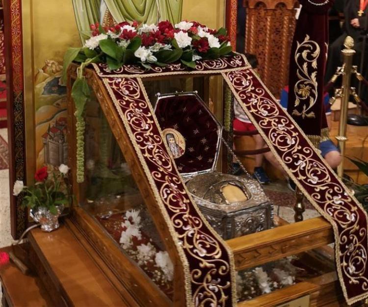 «Και Θείος Πολιούχος της Ναούσης, Θεόφανες» : Η Νάουσα τίμησε τον Πολιούχο της