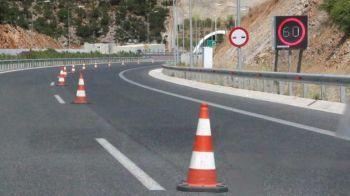 Προσωρινές κυκλοφοριακές ρυθμίσεις επί της Εγνατίας Οδού λόγω εργασιών
